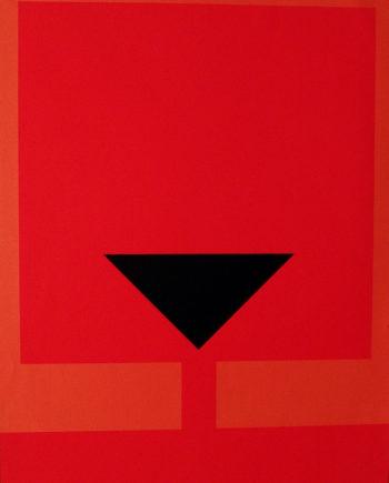 Feito ob-graf triangulo negro