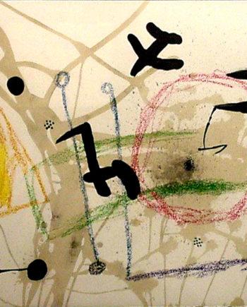 Miro maravillas acrosticas galeria fernandez braso obra grafica miró