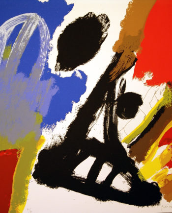 obra grafica de guinovart en la galeria fernandez-braso