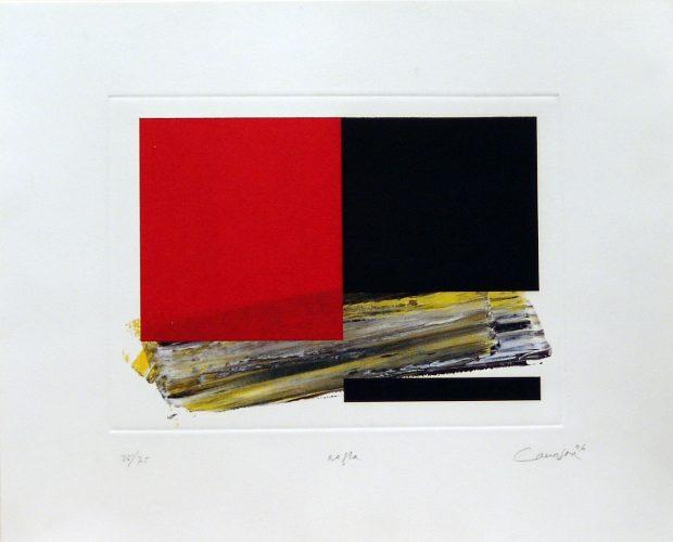 Canogar-Regla-Grabado-44×54,5cm-25de75-2006 de la Galeria Fernández-Braso