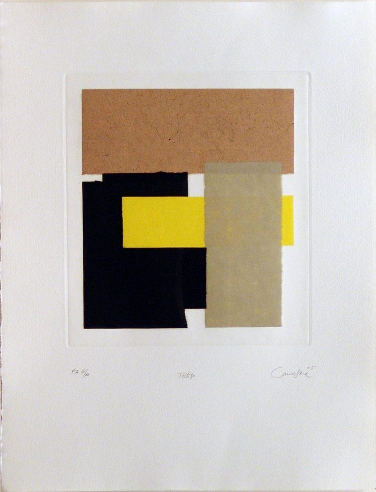 Canogar-Testigo-Grabado-Collage-55,5x43cm-6de10-PA-2005