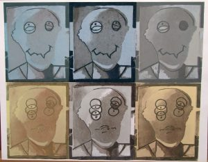 Gordillo o-graf multiples rostros
