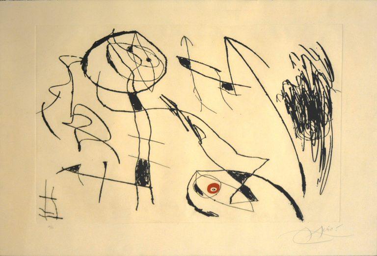 Miró Miro grabados fernandez-braso obra gráfica