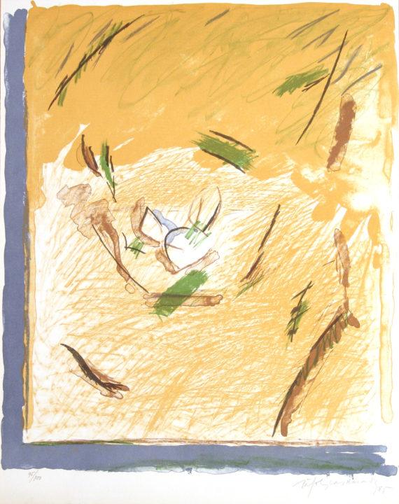 Rafols Casamada obra grafica galeria fernandez-braso